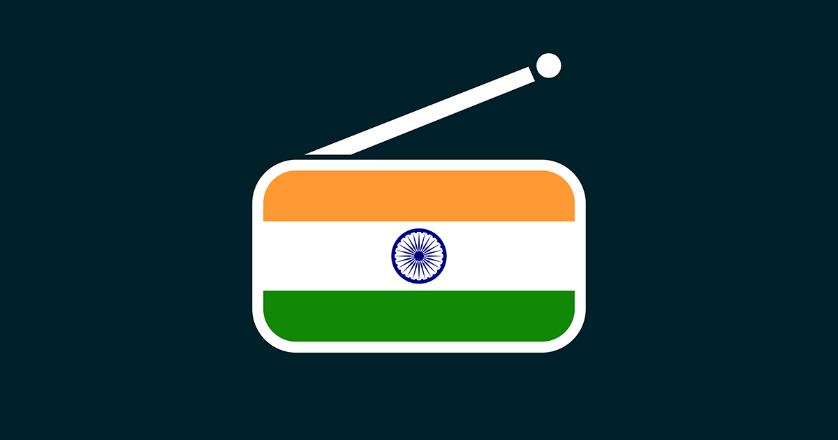 Online radio from India - FM radio stations live on internet