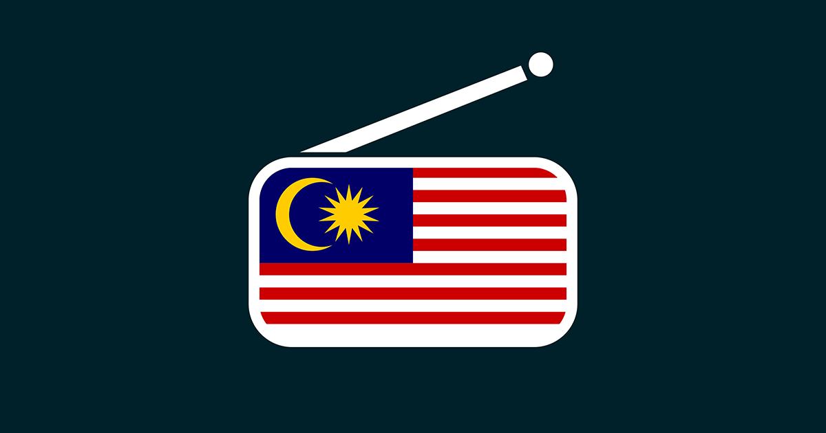 Online radio Malaysia, live internet radio