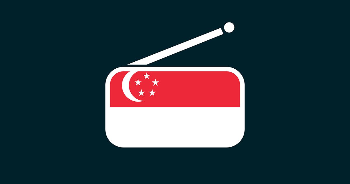 Radio stations Singapore, radio sg online