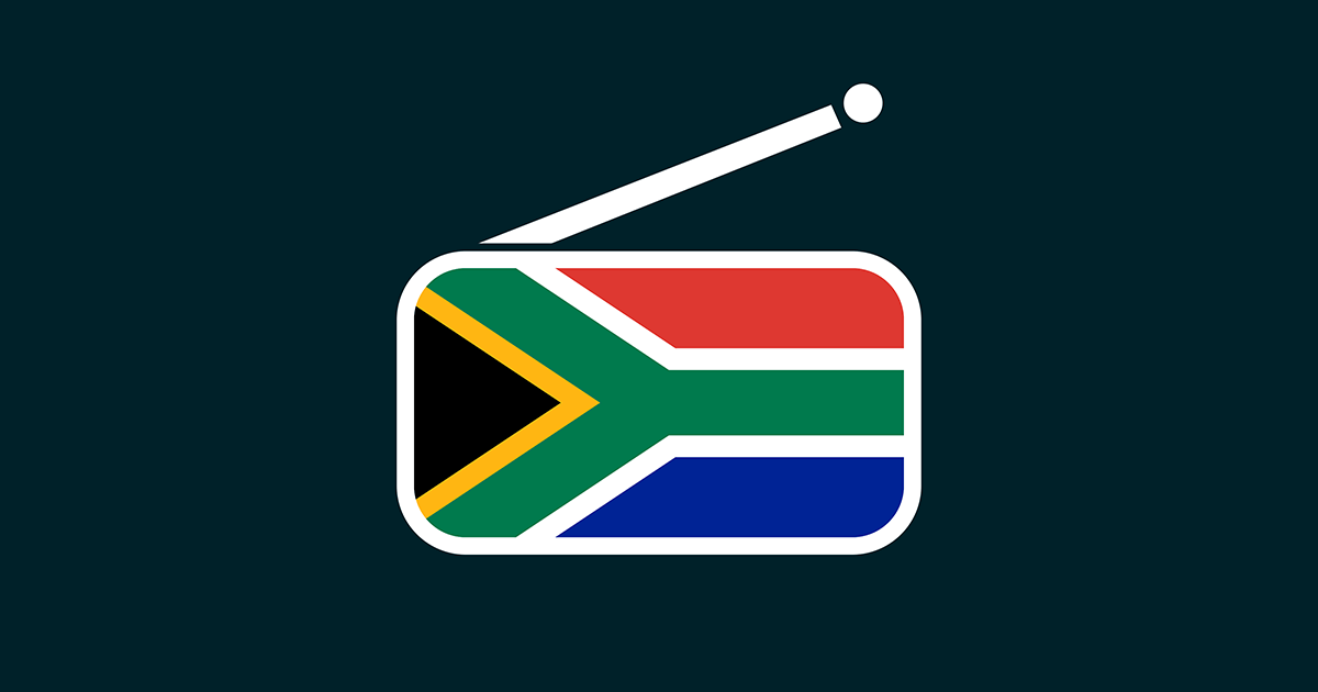 Online radio stations South Africa FM/AM/Web