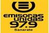 Radio Emisoras Unidas (Sanarate) | Guatemala | En Vivo | 97.9 FM