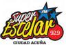 Super Estelar 92.9 FM Ciudad Acuna