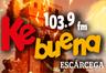 Ke Buena XHESC 103.9 FM Escarcega