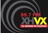 XHVX 89.7 FM (Tabasco)