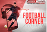 Sport Flashes Football Corner