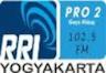 PRO 2 RRI 102.5 FM Yogyakarta
