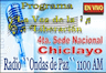 Radio Ondas de Paz 1100 AM Chiclayo