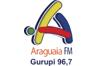 Rádio Araguaia FM (Gurupi)