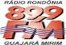 Rádio Rondonia FM (Guajara Mirim)